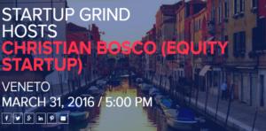 Startup Grind Veneto - Crowdfunding Nuoni orizzonti con EquityStartup