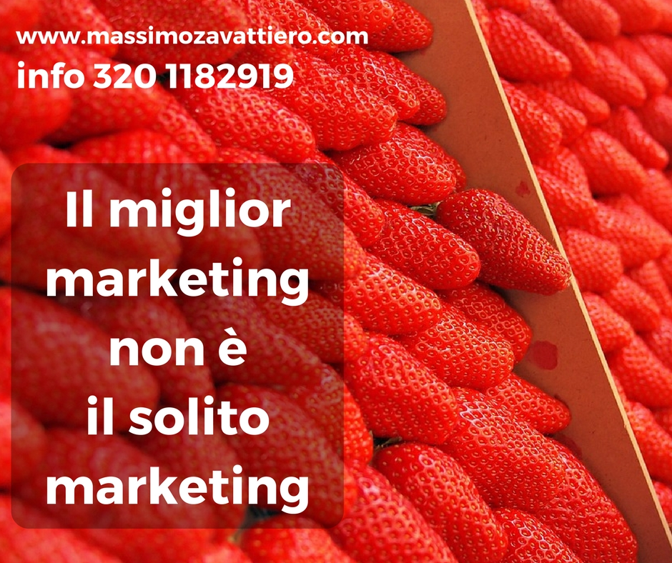 Il miglior marketing