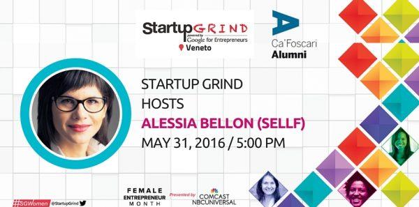 Startup Grind Veneto martedì 31 maggio 2016